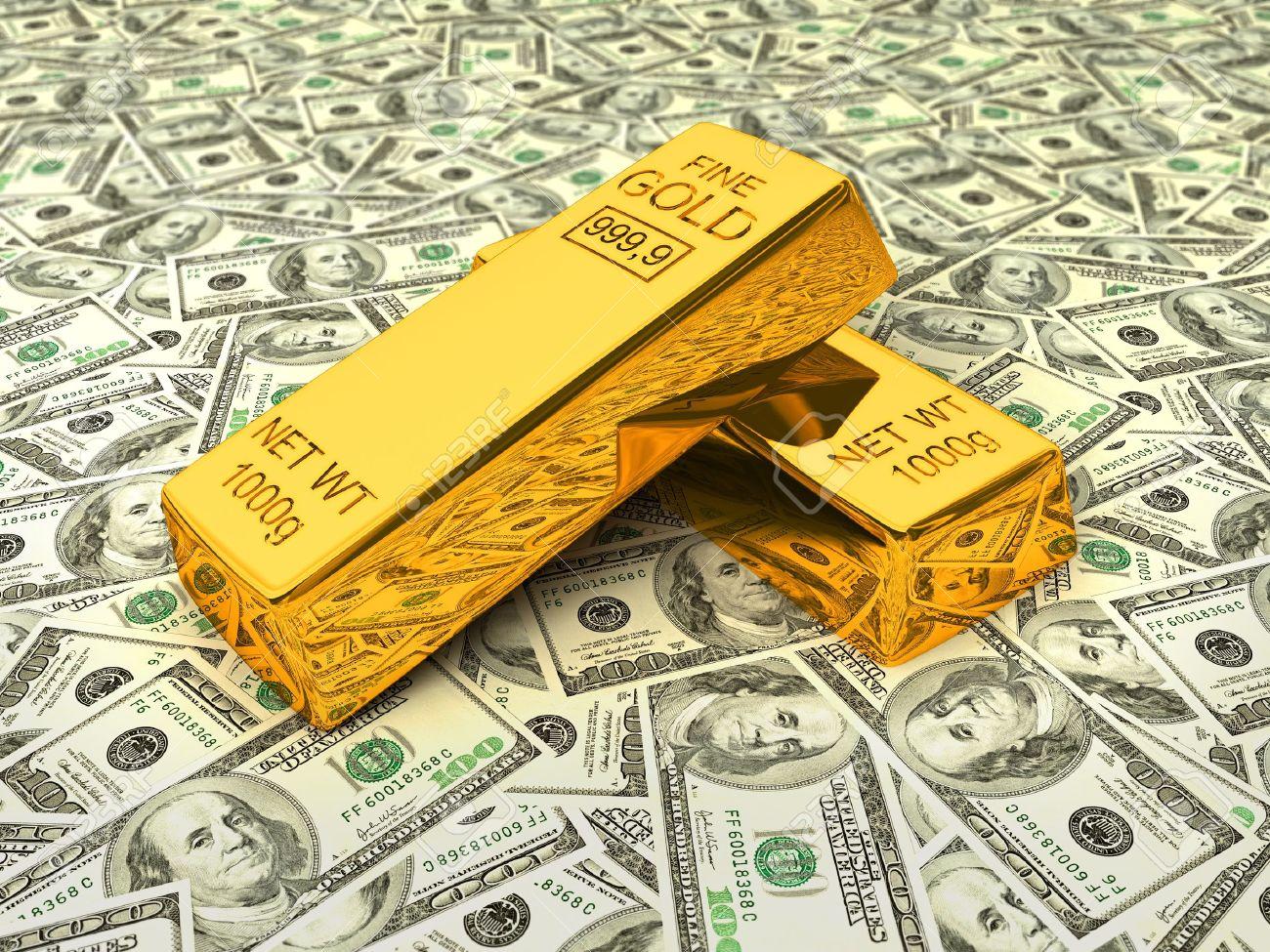 Красивые картинки денег и золота